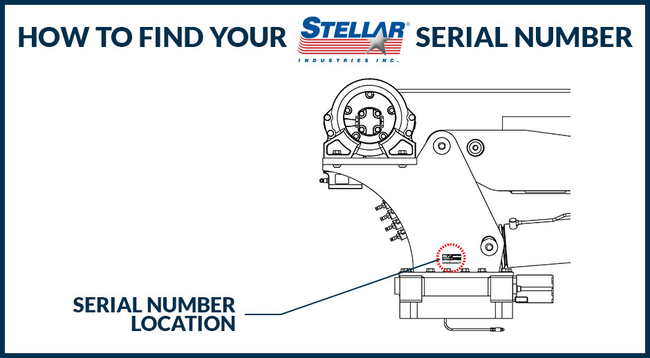 How To Find Your Stellar Industries Serial Number